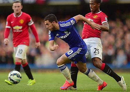 Hazard gánh cả hàng công của Chelsea