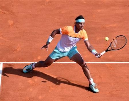 Nadal vẫn chưa có được sự ổn định