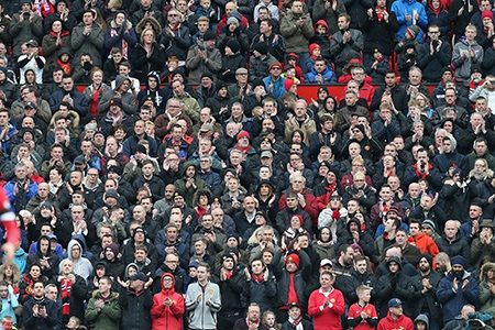 90 phút thất vọng của MU tại Old Trafford