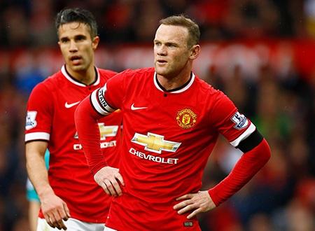 Nỗi buồn của Rooney và các cầu thủ MU