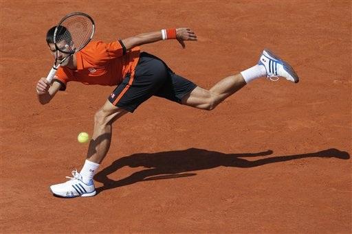 Djokovic đã tiến vào bán kết