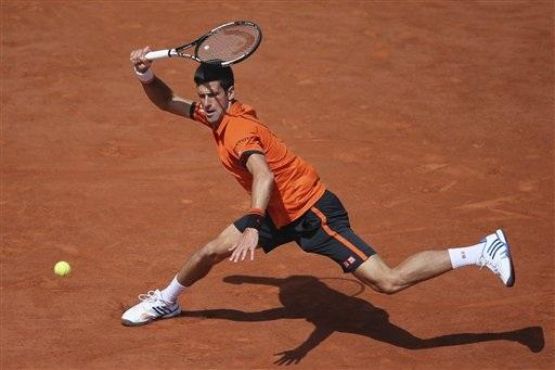 Nole nhận sự kỳ vọng lớn sẽ vô địch Roland Garros