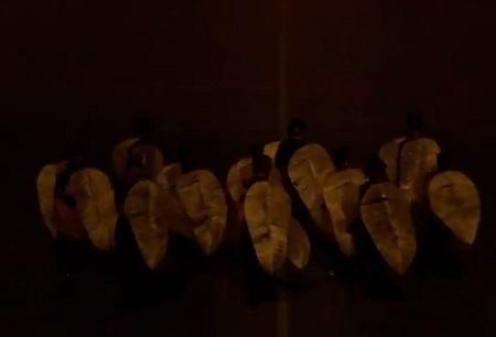 Các màn biểu diễn nghệ thuật trong lễ bế mạc