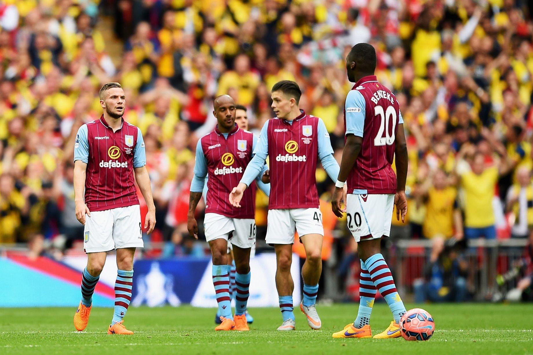 Thất bại khiến Aston Villa mất tất cả, họ không thể tham dự cúp châu Âu mùa tới