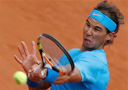 Nadal đã có chiến thắng nhọc nhằn