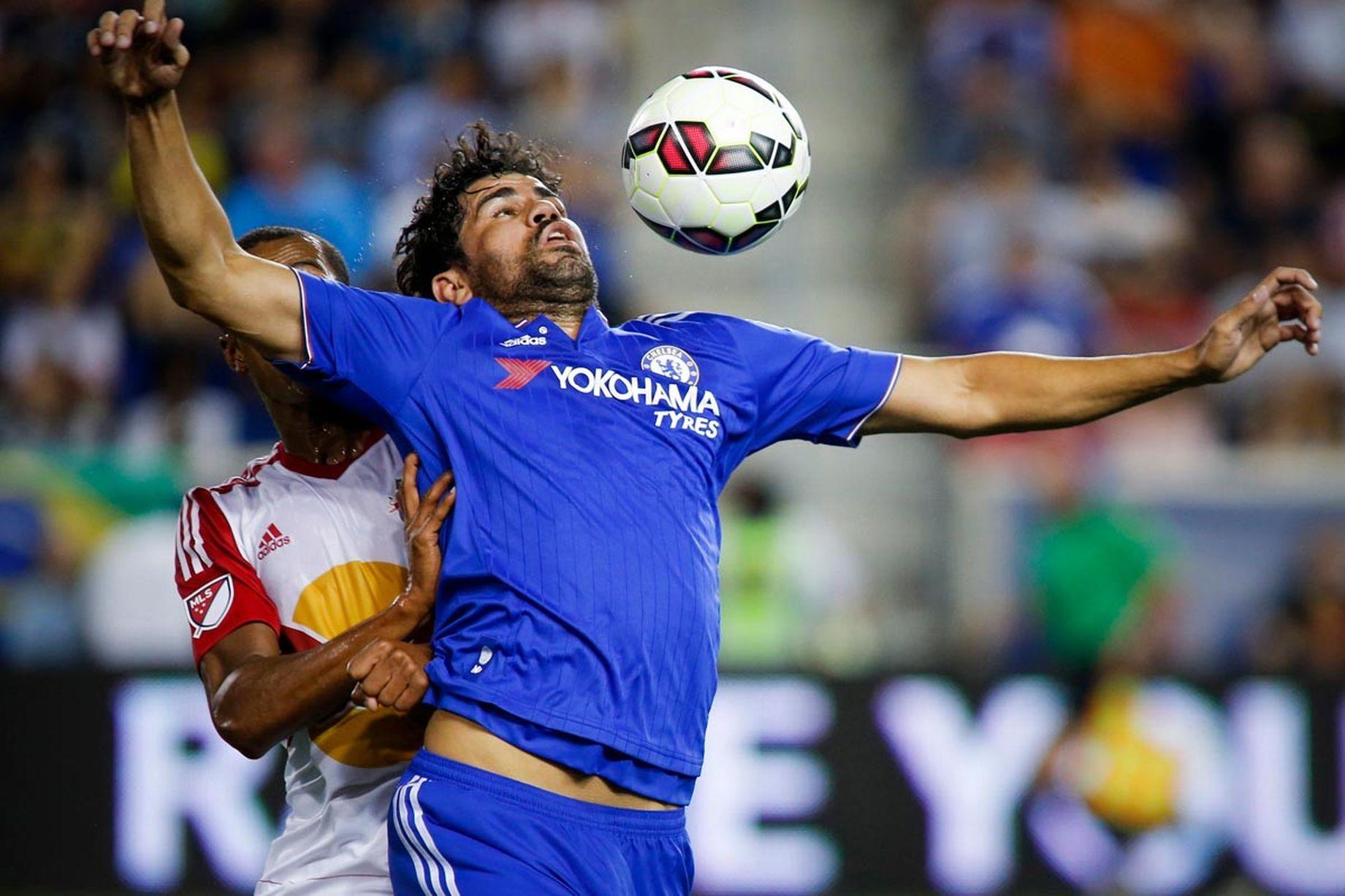 Costa vô duyên, hàng công Chelsea đã không thể khỏa lấp