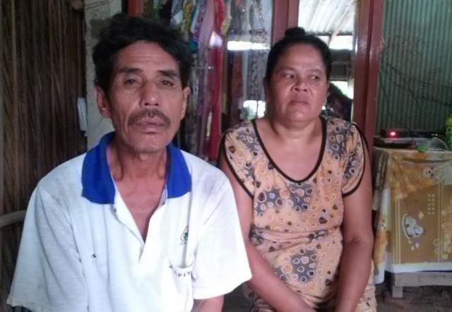 Cha mẹ cô dâu bất hạnh bất lực không biết làm cách nào cứu con thoát cảnh khổ