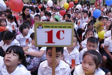 Thông tư hướng dẫn cách đánh giá học sinh tiểu học có hiệu lực từ ngày 6/11