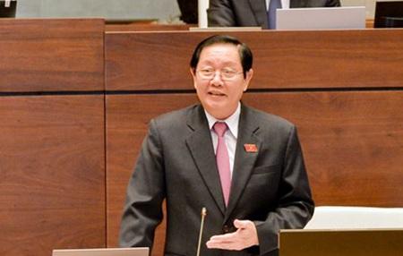 Ông Lê Vĩnh Tân nhận trách nhiệm nhận thiếu sót trong công tác quản lý nhà nước