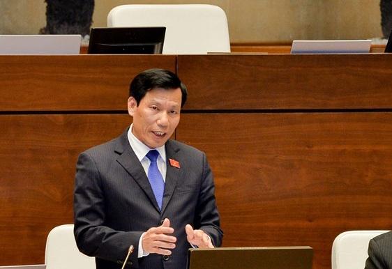 Bộ trưởng Bộ Văn hóa - Thể thao và Du lịch Nguyễn Ngọc Thiện