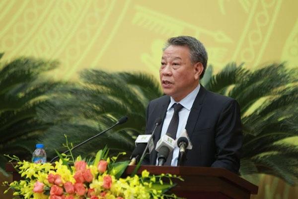 Ông Tô Văn Động - Giám đốc Sở Văn hóa - Thể thao Hà Nội