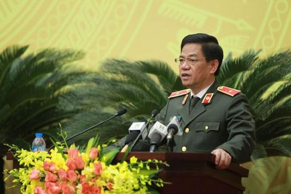 Thiếu tướng Đoàn Duy Khương - Giám đốc Công an TP Hà Nội