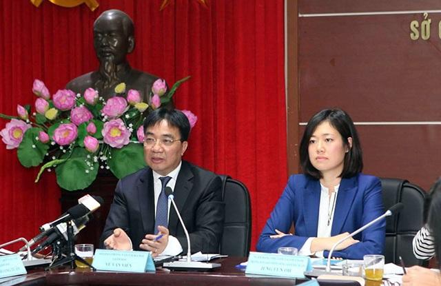 Giám đốc Sở GTVT Hà Nội Vũ Văn Viện khẳng định buýt nhanh BRT đảm bảo hiệu quả