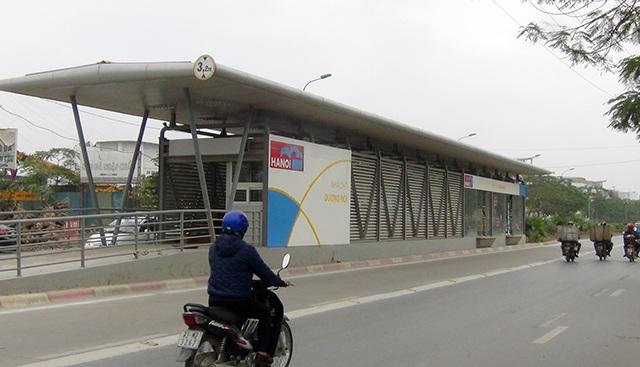 Hành khách được đi xe buýt nhanh miễn phí trong cả tháng 1/2017