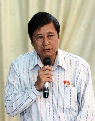 Đại biểu Nguyễn Thanh Hải.