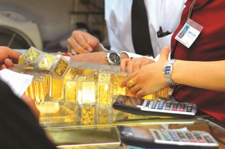 Ngân hàng Nhà nước đã cung ứng ra thị trường 10,1 tấn vàng (ảnh minh họa).