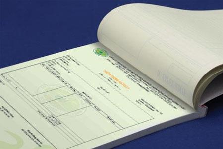Siết quy định về tự in hóa đơn (ảnh minh họa).
