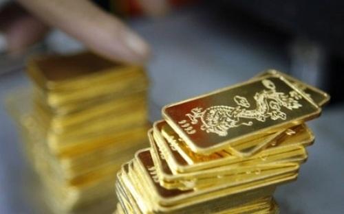 Hơn 14 tấn vàng đã được bơm ra thị trường (ảnh minh họa).