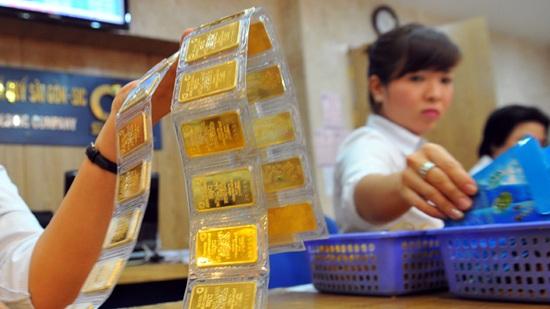 Ngân hàng Nhà nước tiếp tục chào bán 26.000 lượng vàng.