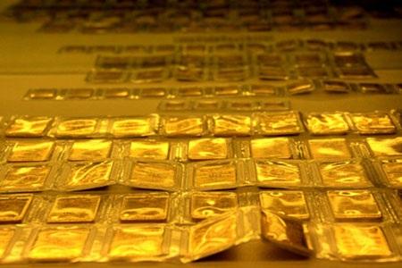 Ngân hàng và doanh nghiệp đã mua 10,1 tấn vàng qua 9 phiên đấu thầu