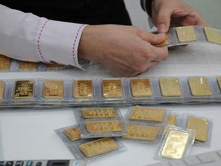 52.000 lượng vàng chào bán vào sáng mai 12/4 (ảnh minh họa).
