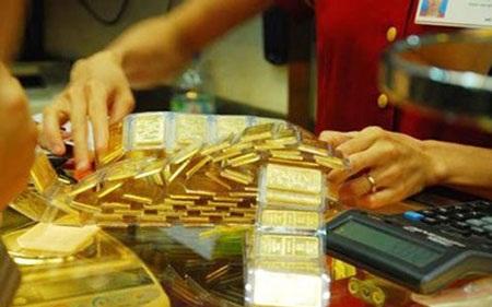 Tiếp tục chào bán 1 tấn vàng ra thị trường (ảnh minh họa).