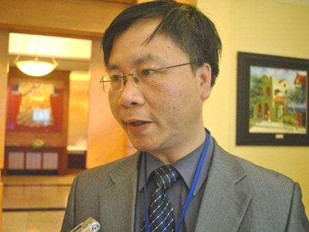 TS Vũ Đình Ánh, Phó Viện trưởng Viện Nghiên cứu Khoa học Thị trường giá cả