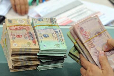 Tiền gửi VND của dân cư tăng mạnh (ảnh minh họa).