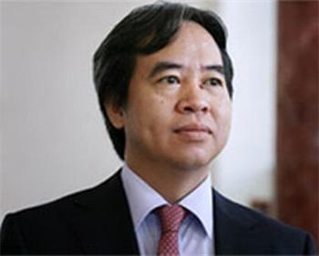 Thống đốc Nguyễn Văn Bình.
