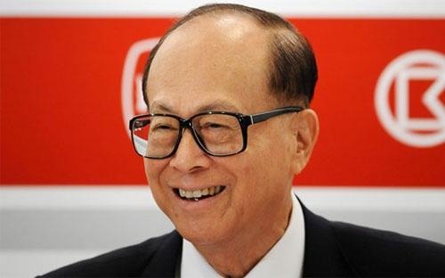 Tỷ phú Hồng Kông Lý Gia Thành là một doanh nhân rất thận trọng trong vấn đề vay nợ...