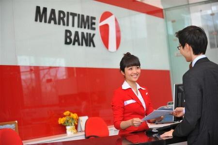 Maritime Banktrình cổđông thông qua nhậnsáp nhập với một TCTD khác.