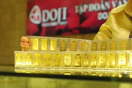 Đấu thầu vàng miếng góp phần bình ổn thị trường vàng