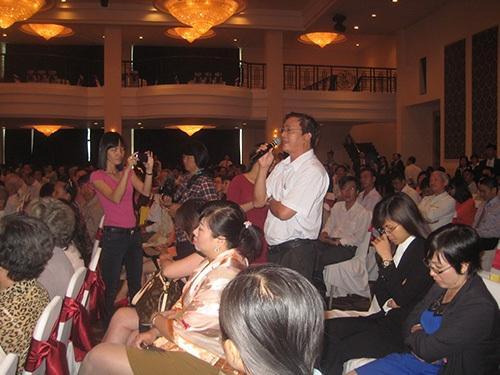 Đại hội cổ đông thường niên 2014 của Ngân hàng Sài Gòn Thương Tín