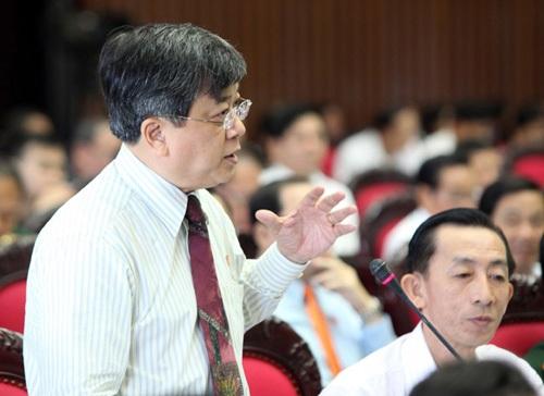Luật sư Trương Trọng Nghĩa - đại biểu đoàn TPHCM.