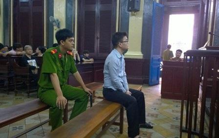 Quang bị tuyên án tử hình