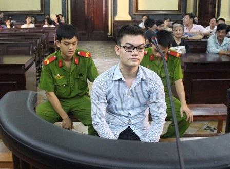 Bị cáo Trần Đại Quang
