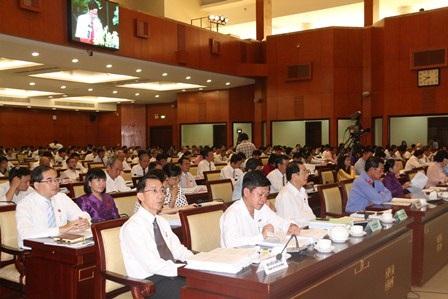 Kỳ họp tới, HĐND TPHCM sẽ tiếp tục xem xét tờ trình về thu phí xe máy