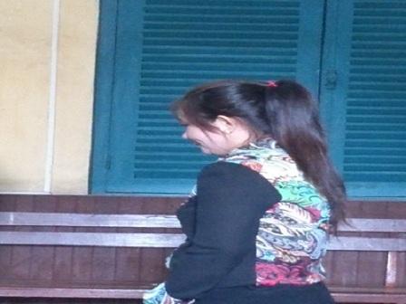 Tú bà Bùi Thanh Cúc tại tòa phúc thẩm