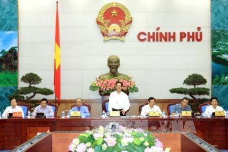 Thủ tướng Nguyễn Tấn Dũng làm việc với Hội Nông dân Việt Nam