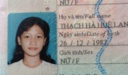 Cô con gái nuôi đã chấp thuận trả số tiền 100.000 USD cho cậu (Ảnh: Công Quang).