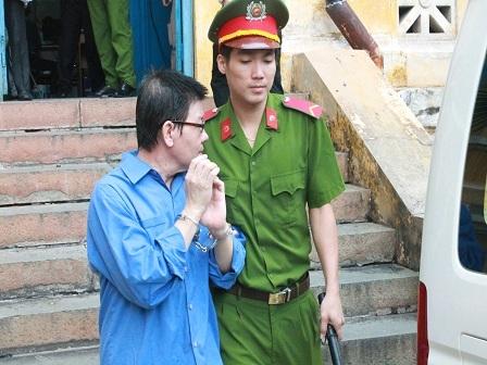 Bị cáo Lợi lãnh 8 năm tù sau khi để thất thoát nhiều tỉ đồng của nhà nước