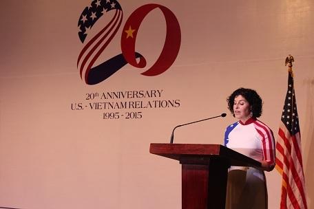 Bà Rena Bitter, Tổng Lãnh sự Hoa Kỳ tại TPHCM