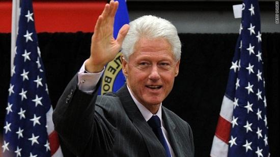 Cựu Tổng thống Hoa Kỳ B.Clinton