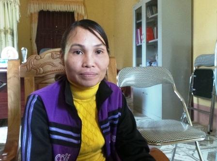 Cô Phạm Thị Châu - Phó hiệu trưởng nhà trường