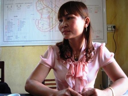 Bà Lê Thị Biên
