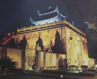 Hoàng thành Thăng Long.