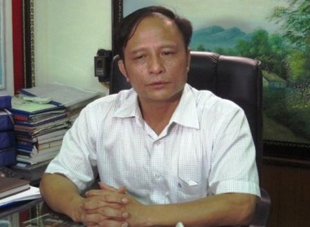 Một trong 4 hộ dân tại xã Hoằng Anh đã xây dựng xong căn nhà và mở dịch vụ kinh doanh.