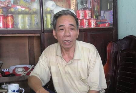 Ông Đào Ngọc Vân.