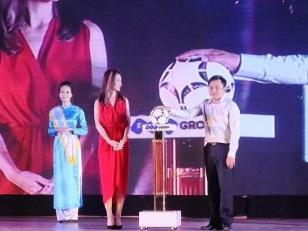 Ông Doãn Văn Phương - tân chủ tịch CLB bóng đá FLC Thanh Hóa.