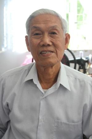 Ông Nguyễn Văn Thới, nguyên Bí thư Tỉnh uỷ Bến Tre